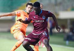 Trabzonsporun kamp kadrosu açıklandı Ekuban, Abdulkadir Parmak, Nwakaeme...
