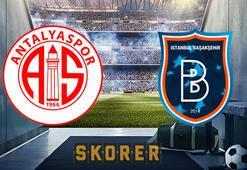 Antalyaspor - Başakşehir (CANLI)