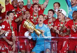 Almanya Kupası finalinde Bayern Münih, Bayer Leverkusen'i yıktı