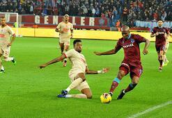 Süper Ligde kritik maç: Galatasaray - Trabzonspor
