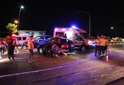 Manisada trafik kazası: Ölü ve yaralılar var