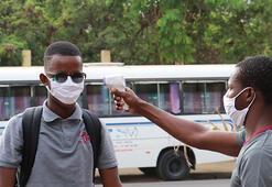 Afrikada corona virüs ölümleri 11 bini aştı