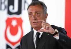 Beşiktaş Başkanı Ahmet Nur Çebiden Vida açıklaması