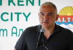 Kültür ve Turizm Bakanı Ersoy: Güvenli Turizm Sertifikasyon Programını yerinde deneyimleme şansı verdik