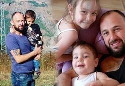 Bursadaki kan donduran olayın ardından anne ve 2 çocuğu toprağa verildi