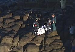 Zıpkınla balık avlayan kişi köpek balığı saldırısında hayatını kaybetti
