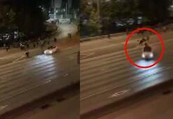Alkollü sürücü dehşeti Lüks aracıyla kadınları ezdi
