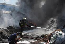 Konyada korku dolu anlar 2 saatlik müdahalesinin ardından söndürüldü