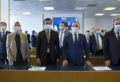 AK Parti Grup Başkanvekili Özkandan baro düzenlemesine ilişkin açıklama