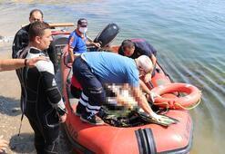 Kahramanmaraş'ta bir genç barajda kaybolduktan 2 saat sonra kurtarıldı