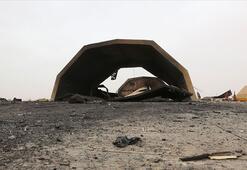 Libyadaki Vatiyye Üssüne hava saldırısı düzenlendi
