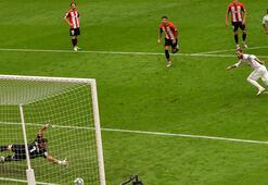Real Madrid, bir kez daha Sergio Ramos ile kazandı