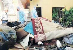 Konak'ta, çöp evlerde temizlik seferberliği