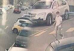 İstanbulda çaldığı araçla kaçarken ortalığı savaş alanına çevirdi