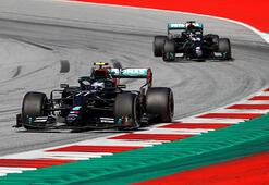 Formula 1 Avusturya Prixsini Bottas kazandı