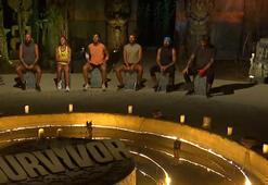 Survivorda haftanın ikinci eleme adayı olan isim belli oldu İşte Survivorda ikinci dokunulmazlığı kazanan isim...