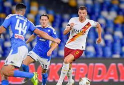 Napoli, Romayı 2-1 yendi