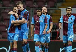 Trabzonspor 36 yıl sonra bir ilki başardı
