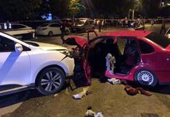 Başkentte zincirleme kaza: 1 ölü, 5 yaralı