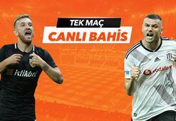 Kayserispor - Beşiktaş maçıTek Maç ve Canlı Bahis seçenekleriyle Misli.com'da