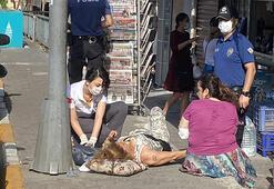 Son dakika: İstanbul'da sevgili dehşeti Kadını vurdu, dakikalarca bekledi