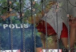 Adanada bir kişi çocuklarını göremediğini ileri sürerek intihara kalkıştı