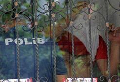 Adanada polisi harekete geçiren intihar girişimi