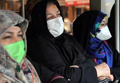İranda son 24 saatte koronavirüs nedeniyle 160 kişi hayatını kaybetti