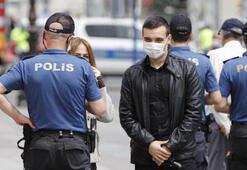 Son dakika: Polis maske cezası kesebilir mi EGMden açıklama...