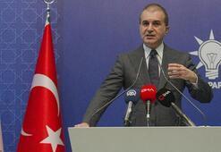 AK Parti Sözcüsü Çelikten Libya açıklaması