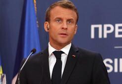 Son dakika... Fransada Macronun yeni hükümeti açıklandı