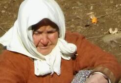 85 yaşındaki yaşlı kadının feci ölümü