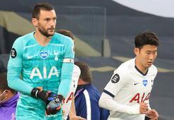 Tottenhamda Son Heung-min ile Hugo Lloris birbirine girdi