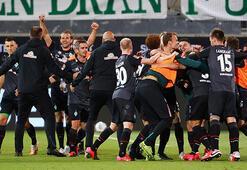 Son dakika | Werder Bremen ligde kaldı