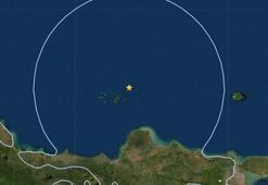 Son dakika... Endonezyada 6,1 büyüklüğünde deprem
