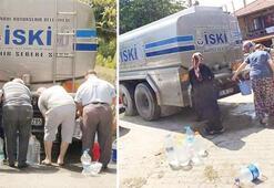 İstanbulda bidonla su kuyruğu İBBden açıklama geldi