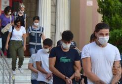 Aydın'da eskort operasyonu 6 kişi tutuklandı