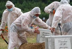 Rusyada koronavirüs vaka sayısı 700 bine dayandı
