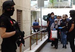 Bursadaki FETÖ operasyonunda 7 kişi tutuklandı