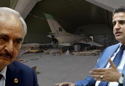 Son dakika: Libya'dan Vatiyye Üssü açıklaması: Hafter'in sahip olmadığı ileri teknoloji uçaklarla vuruldu