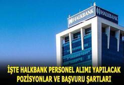 Halkbank personel alımı şartları neler 2020 Halkbank personel alımı başvurusu nasıl yapılacak, hangi illerde alım olacak