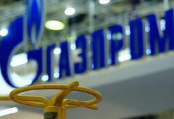 Gazpromun doğal gaz ihracat geliri yüzde 52 azaldı