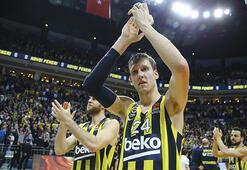 Son dakika | Fenerbahçe Bekoda Jan Vesely ile yollar ayrılıyor