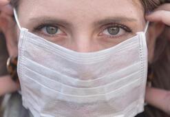 Terden ıslanan maskeyi sakın kullanmayın