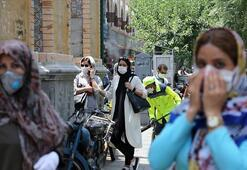 Son dakika: İranda koronavirüsten rekor ölüm