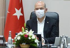 Bakan Soylu: PKK bugün korkusundan telsizle bile konuşamıyor