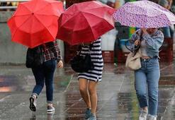 MGMden Marmara ve Karadeniz için son dakika yağış uyarısı