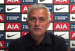 Son ve Llorisin tartışması Jose Mourinhoyu memnun etti...