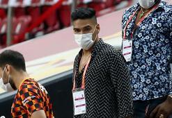 Son dakika haberler - Galatasarayın Alanya kadrosunda Falcao yok
