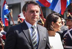Ülke şokta Bolsonaronun korona virüs testi pozitif çıktı